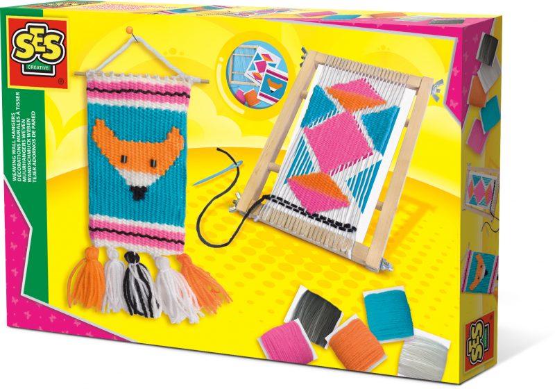 tejer, juguete creativo