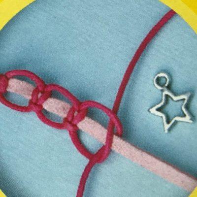 pulseras-abalorios infantiles- DIY- manulidades