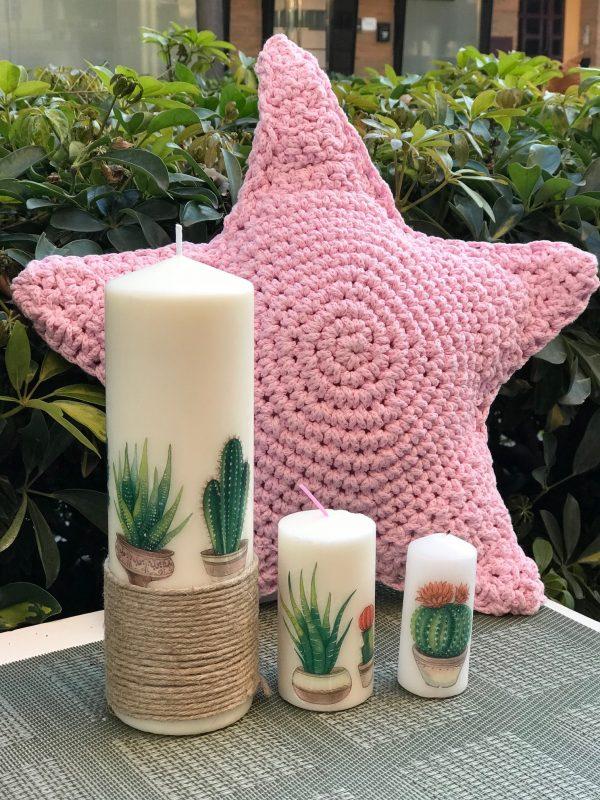 velas decoradas